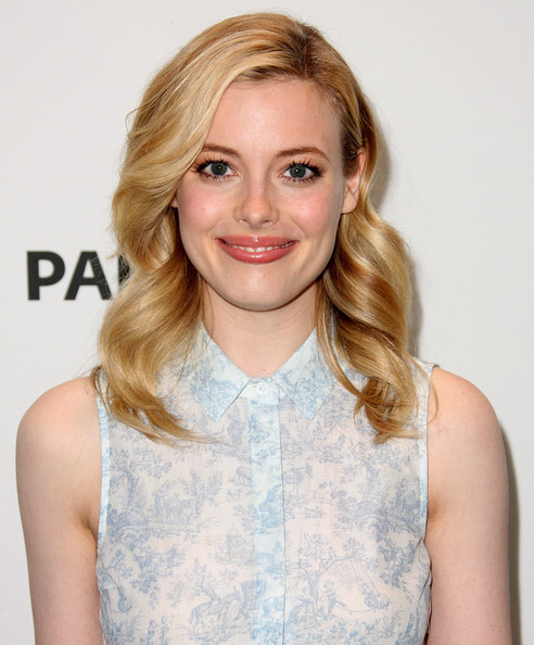 Gillian Jacobs Layered Cut