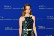 Gillian Jacobs Tube Clutch