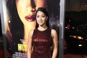 Gina Rodriguez Sequin Dress