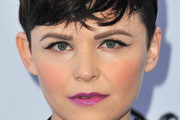 Ginnifer Goodwin Bright Lipstick