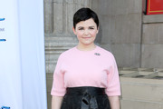 Ginnifer Goodwin Loose Blouse