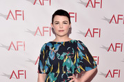 Ginnifer Goodwin Studded Clutch