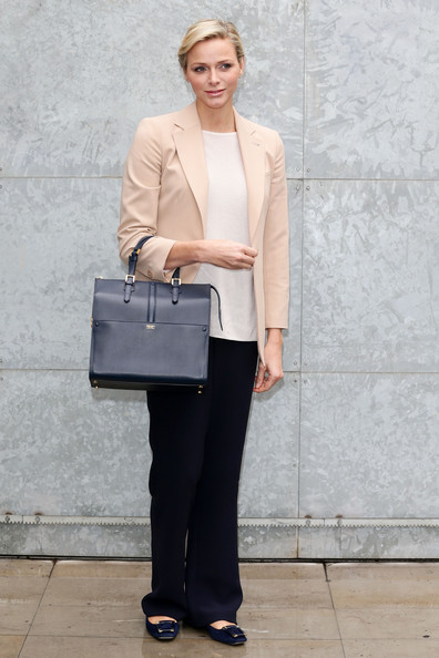 Inspo: Princess of Monaco Charlene Wittstock's Put-Together Pieces