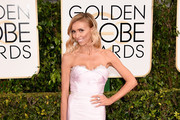Giuliana Rancic Mermaid Gown