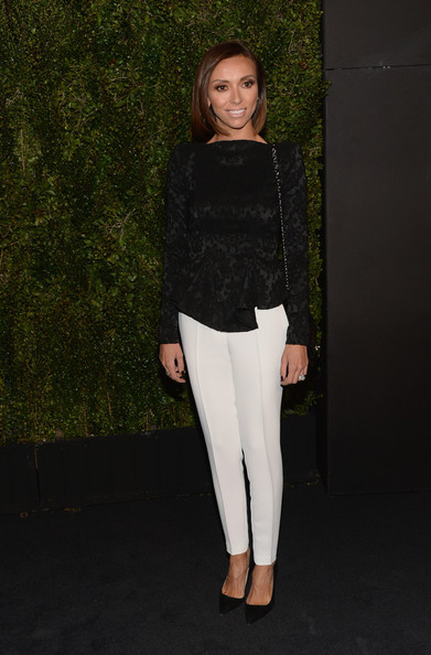 Giuliana Rancic Skinny Pants