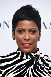 Tamron Hall stuck to her signature pixie at the 2017 Glamour Women of the Year Awards.