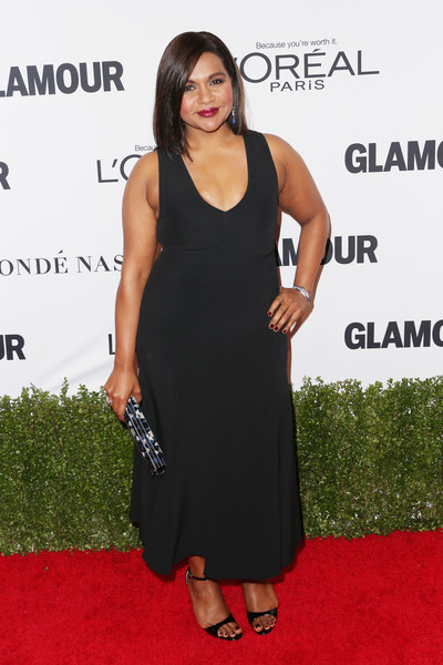 Mindy Kaling in Gabriela Hearst