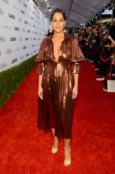 Tracee Ellis Ross in Ellery