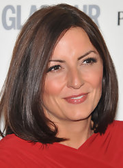 Davina McCall sported a sleek bob at the Glamour Women of the Year Awards.