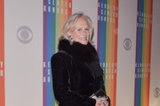 Glenn Close Fur Coat