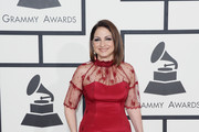 Gloria Estefan Evening Dress