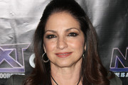Gloria Estefan Oversized Pendant Necklace