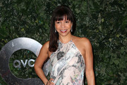 Gloria Reuben Halter Dress