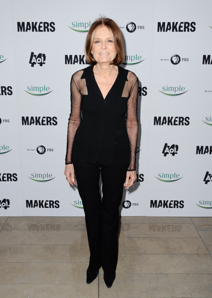 Gloria Steinem Clothes