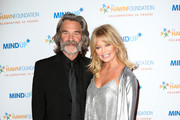 Kurt Russell and Goldie Hawn Photo