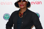 Grace Jones Decorative Hat