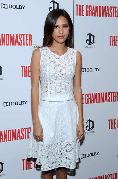 More Pics of Kelsey Chow Cocktail Dress (1 of 3) - Kelsey Chow Lookbook - StyleBistro