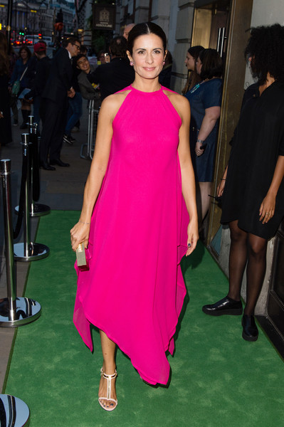 Livia Firth at A Green Carpet Challenge BAFTA Night