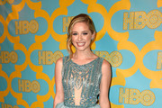 Greer Grammer Beaded Dress