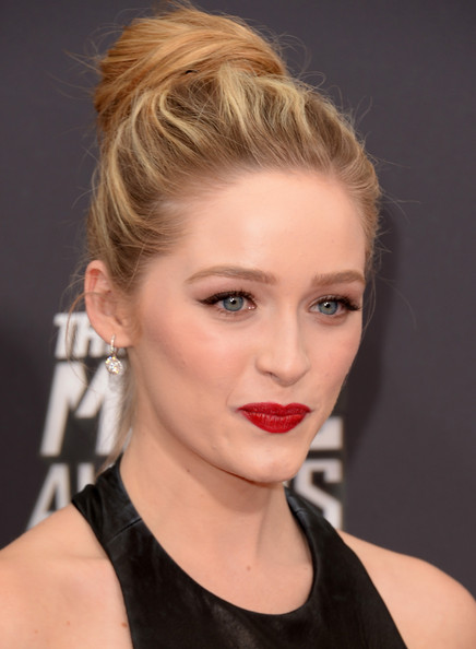 Greer Grammer Red Lipstick