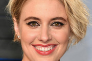 Greta Gerwig Diamond Tennis Necklace