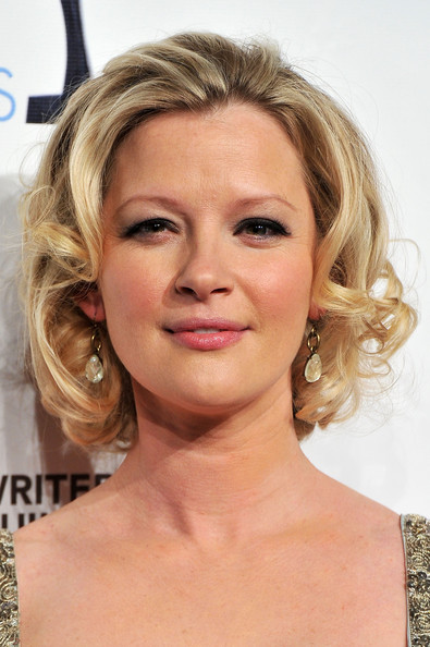Gretchen Mol Dangling Crystal Earrings