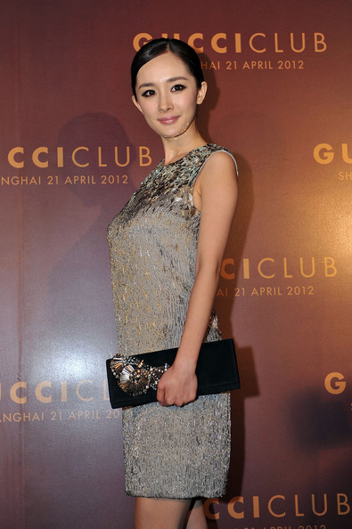 More Pics of Yang Mi Envelope Clutch  (1 of 4) - Yang Mi Lookbook - StyleBistro