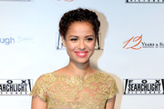 Gugu Mbatha-Raw Hard Case Clutch