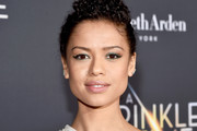 Gugu Mbatha-Raw Jewel Tone Eyeshadow