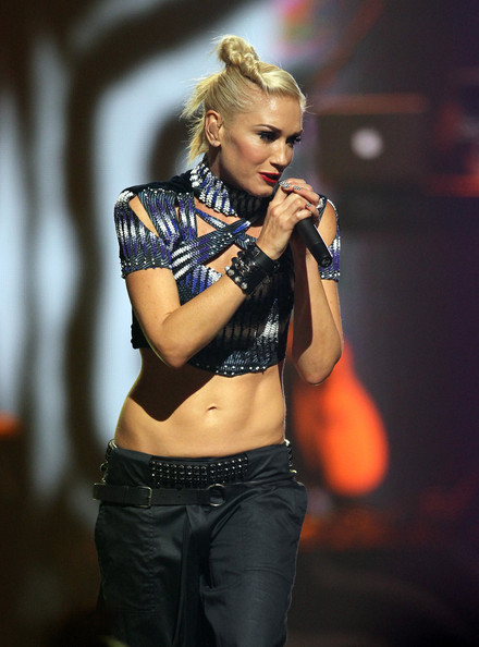 Gwen Stefani Crop Top