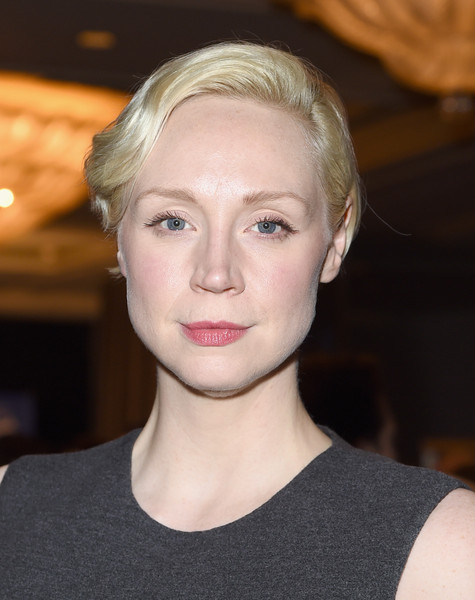 Gwendoline Christie Short Side Part