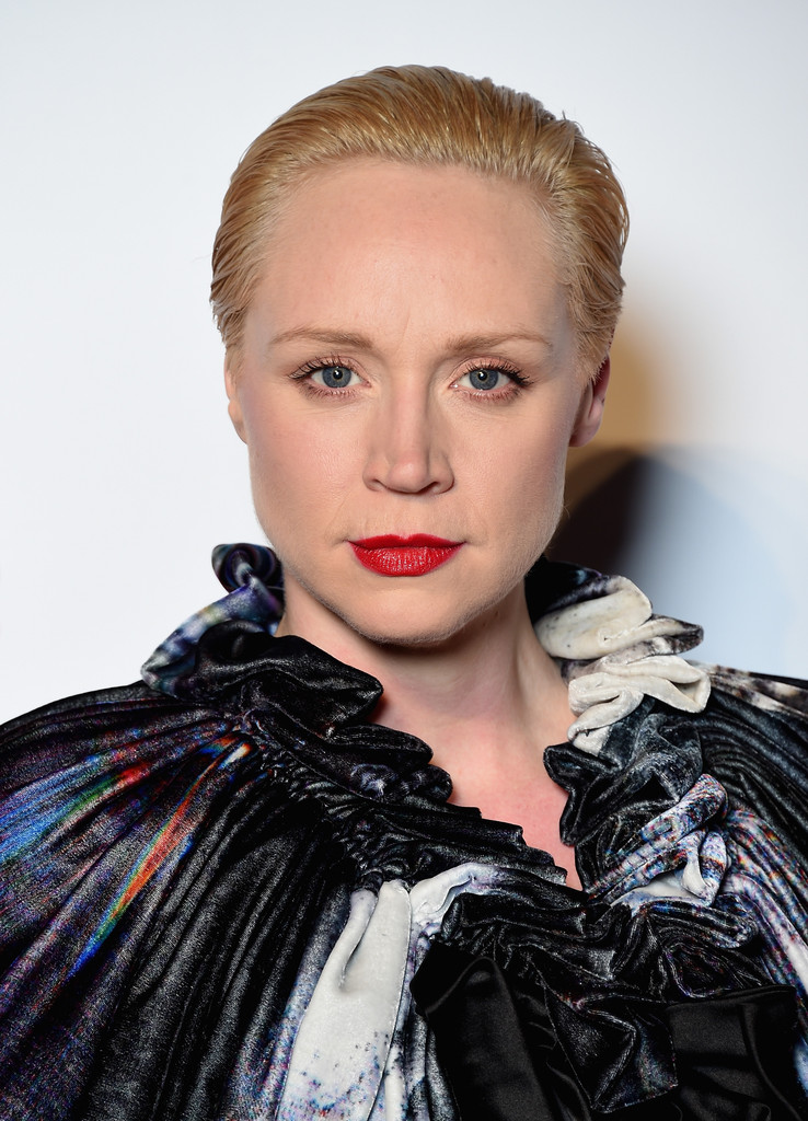 Gwendoline Christie Short Straight Cut Short Hairstyles