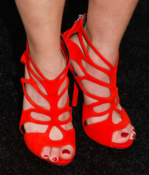 More Pics of Sally Pressman Strappy Sandals (1 of 11) - Strappy Sandals Lookbook - StyleBistro