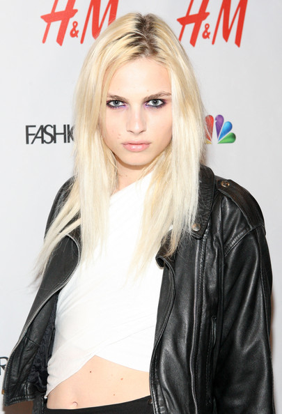 More Pics of Andrej Pejic Long Skirt (1 of 2) - Andrej Pejic Lookbook - StyleBistro