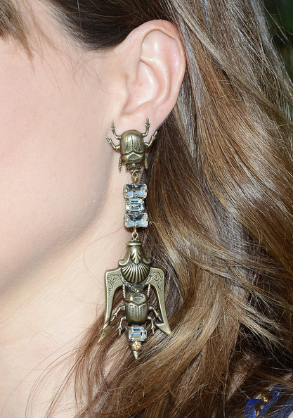 More Pics of Sophia Bush Dangle Decorative Earrings (1 of 15) - Sophia Bush Lookbook - StyleBistro