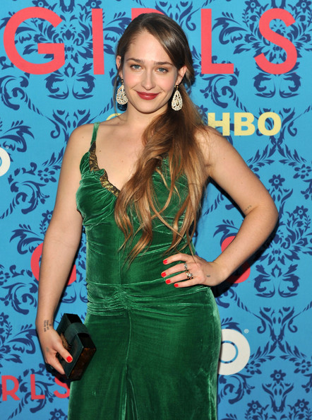 More Pics of Jemima Kirke Evening Dress (1 of 6) - Jemima Kirke Lookbook - StyleBistro