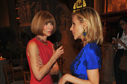 Tory Burch and Anna Wintour Photo