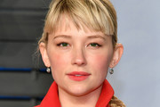 Haley Bennett Long Braided Hairstyle