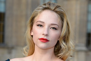 Haley Bennett Long Curls