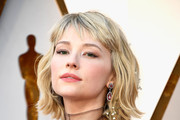Haley Bennett Short Wavy Cut