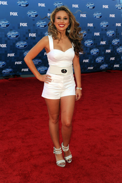 Haley Reinhart Platform Sandals