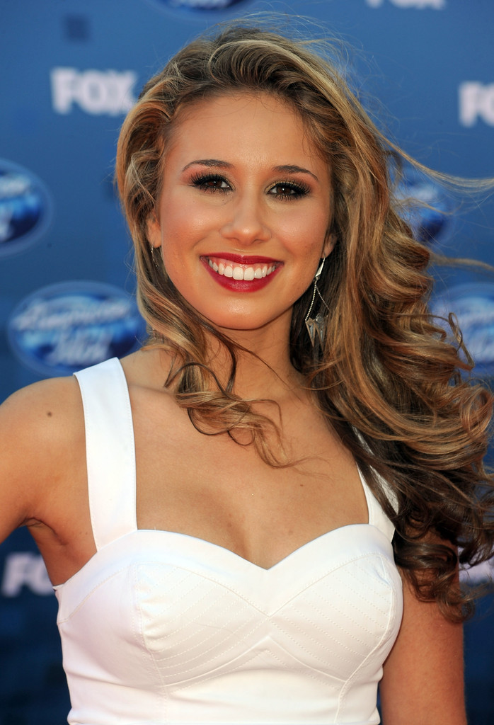 Haley Reinhart was born on September 9 1990 in Wheeling IL She auditioned for season 9 of American Idol 2002 but did not make it past the judges round She auditioned again for Season 10 and