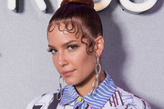 Halsey Dangling Chain Earrings