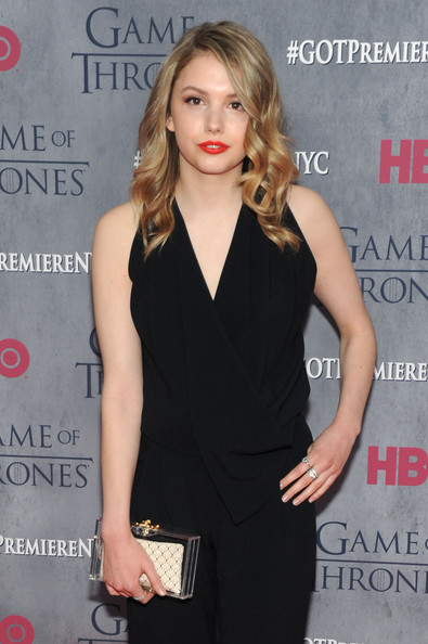 Hannah Murray Beauty