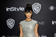 Hannah Simone Sequin Dress