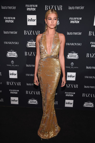 In Kaufman Franco At The Harper's Bazaar Icons Event, 2017