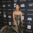 Jamie Chung at Harper's BAZAAR 'ICONS By Carine Roitfeld'