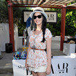 Katy Perry at the Harper's Bazaar Pool Party