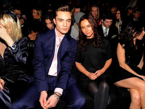 Tommy Hilfiger Fall 2010 Fashion Show - Front Row