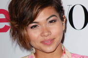 Hayley Kiyoko Short Wavy Cut